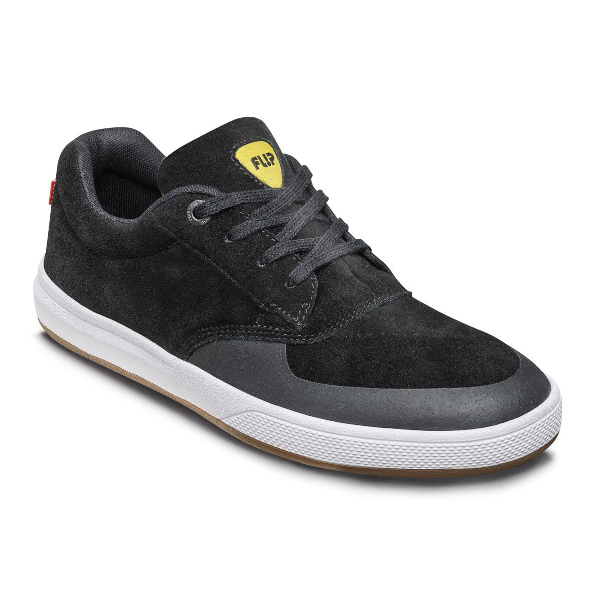 d4c2725df8 Globe The Eagle SG Black Butter Flip Skate Shoes