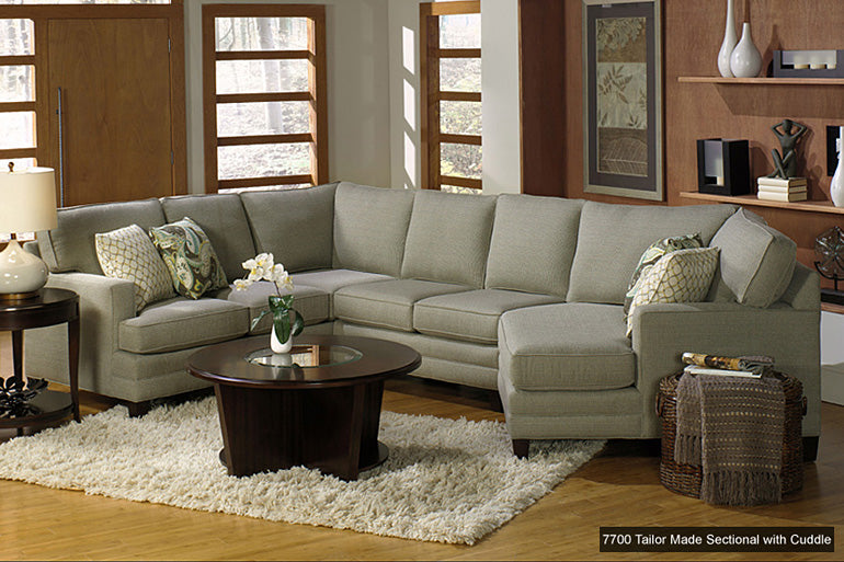 Temple Furniture 8 Way Hand Tied Sofa Store In Indianapolis And
