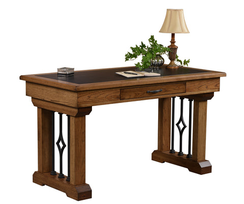 1461 Eckstein Writers_Desk Solid_Hardwood_Office_Furniture_HomePlex_Furniture_Indianapolis_In