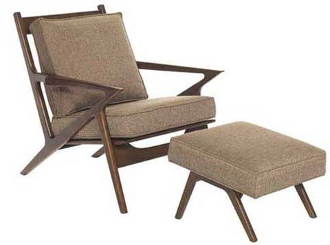 6007 Accent Chair High Quality USA Made Furniture Indianapolis