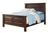Belwright Solid Hardwood Bed