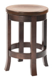 Belmont  Stool Quality Solid Hardwood Dining Chair HomePlex Furniture Indianapolis Indiana USA Made Swivel