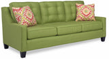 Brody Pinnacle Sofa at HomePlex Furniture Featuring USA Made Indianapolis Indiana