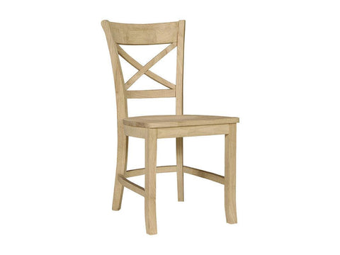 Solid Hardwood Dining Room Charlotte Chair