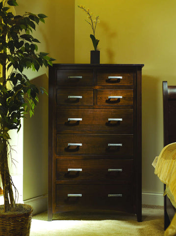 Cambrai Chest Solid Hardwood Bedroom at HomePlex Furniture USA made Quality Furniture