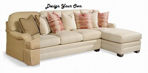 Design Your Own Pinnacle Sectionals at HomePlex Furniture Featuring USA Made Quality Furniture