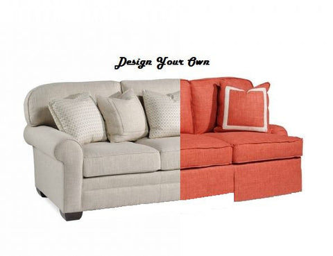 Design Your Own Pinnacle Sofas at HomePlex Furniture Featuring USA Made Quality Furniture