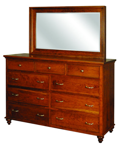 Duchess Collection Solid Hardwood Dresser at HomePlex Furniture USA made Quality Furniture