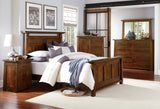 Encada Collection Solid Wood Bedroom furnitue store Indianapolis Carmel Indiana