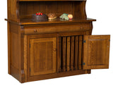 Premier Hampton Frontier Hutch Store Indianapolis and Carmel Solid Wood