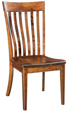 Furniture Store Indianapolis Dining Room Chair Chandler Solid Hardwood Custom High Quality USA Made