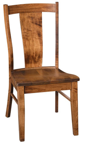 Furniture Store Indianapolis Dining Room Maverick Chair Solid Hardwood Custom High Quality USA Made