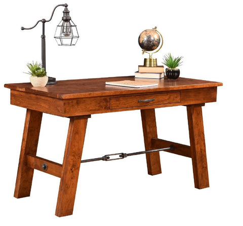 Hawthorne Writers Desk Solid Hardwood Desk Featuring USA Made quality furniture