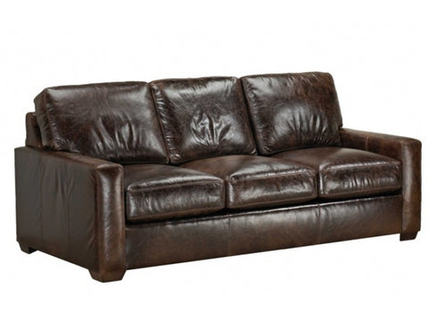 High Quality USA Made Furniture Luxury leather Sofa Store Indianapolis