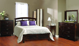 Highland Park Collection Solid Hardwood Bedroom at HomePlex Furniture USA made Quality Furniture