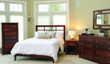 Hudson Collection Solid Hardwood Dresser - HomePlex Furniture Featuring USA Made Quality Furniture