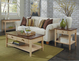 John Thomas  Indianapolis Indiana HomePlex Furniture Spencer Occasional Tables