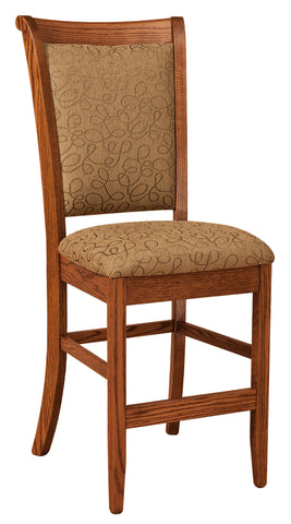 ... Solid Hardwood Dining Room Kimberly Chair   HomePlex Furniture  Featuring USA Made Quality Furniture ...