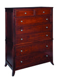 Kingston Collection Solid Hardwood Chest of Chest at HomePlex Furniture USA made Quality Furniture