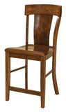 Solid Hardwood Dining Room Lacombe Chair - HomePlex Furniture Featuring USA Made Quality Furnitur