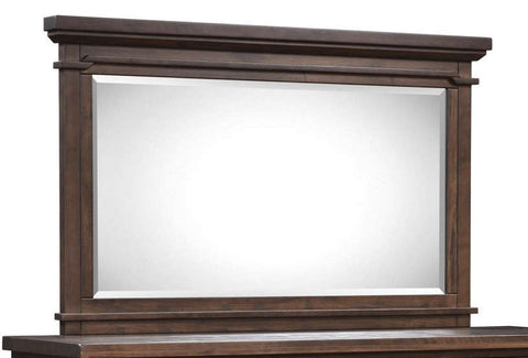 Timbermill Collection Solid Hardwood Mirror