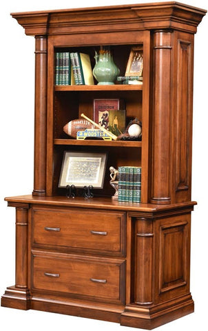 Lateral File Solid Hardwood Paris Series Office Furniture HomePlex Furniture Indianapolis In