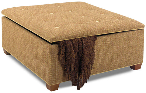 Pinnacle Camden Ottoman at HomePlex Furniture Featuring USA made Quality Furniture