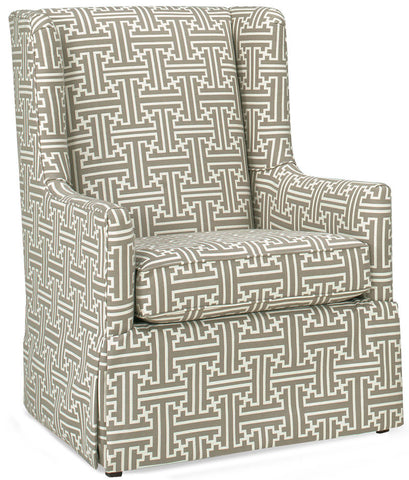 Pinnacle Luna Chair at HomePlex Furniture Featuring USA made Quality Furniture