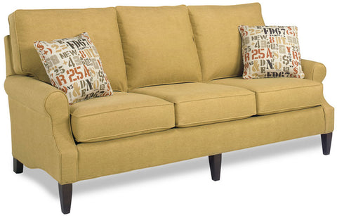 Pinnacle Tiffany Sofa at HomePlex Furniture Featuring USA made Quality Furniture