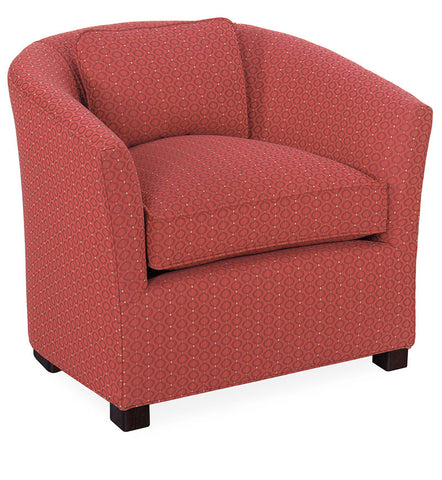 Premier Accent Chair at HomePlex Furniture Featurning USA made Quality Furniture