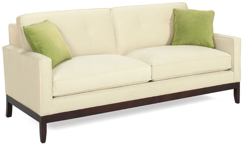 Reese Pinnacle Sofa at HomePlex Furniture Featuring USA Made Indianapolis Indiana