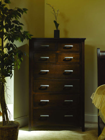 Riverview Collection Chest Of Drawers Solid Hardwood Bedroom At HomePlex  Furniture USA Made Quality Furniture