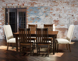 Solid Hardwood Dining Room Sheldon Chair - HomePlex Furniture Featuring USA Made Quality Furnitur
