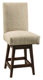 Solid Hardwood Dining Room Sheldon Chair - HomePlex Furniture Featuring USA Made Quality Furniture