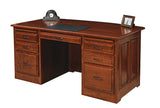 Solid Hardwood Liberty Office Series Office Furniture HomePlex Furniture Featuring Quality USA Furntiure Indianapolis Indiana