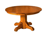 Solid Hardwood Dining Room Monteray Table - HomePlex Furniture Featuring USA Made Quality Furnitur