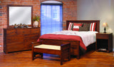 Stafford Collection Solid Hardwood Bedroom at HomePlex Furniture USA made Quality Furniture