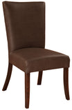 Solid Hardwood Dining Room Trenton Chair - HomePlex Furniture Featuring USA Made Quality Furniture
