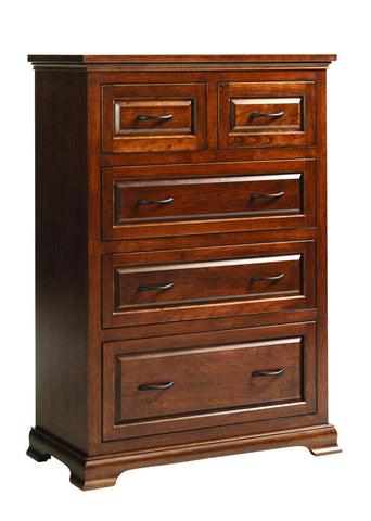 Wilkshire Solid Hardwood Chest at HomePlex Furniture USA made Quality Furniture