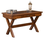 Writers Desk Beckman Solid Hardwood Paris Series Office Furniture HomePlex Furniture Indianapolis In