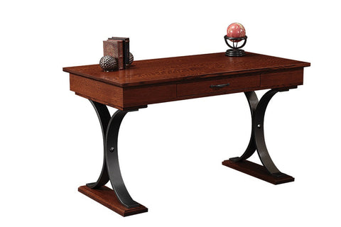 Writers Desk Dickens Solid Hardwood Paris Series Office Furniture HomePlex Furniture Indianapolis In