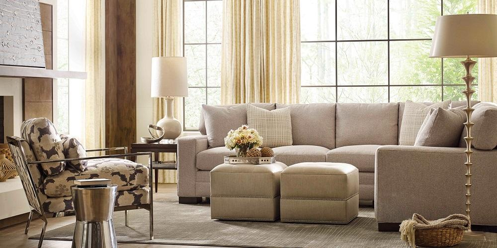 WE FEATURE HEIRLOOM QUALITY CUSTOM ORDER SOFAS, SECTIONALS AND SOLID HARDWOOD BEDROOM, DINING AND HOME OFFICE FURNITURE
