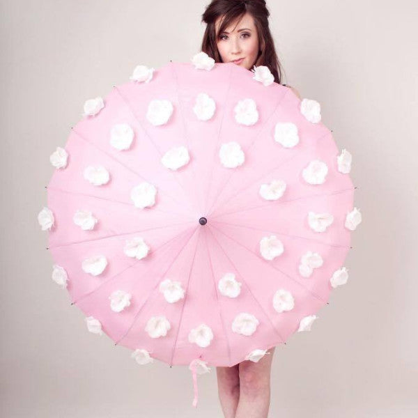 Flower Pot Umbrella