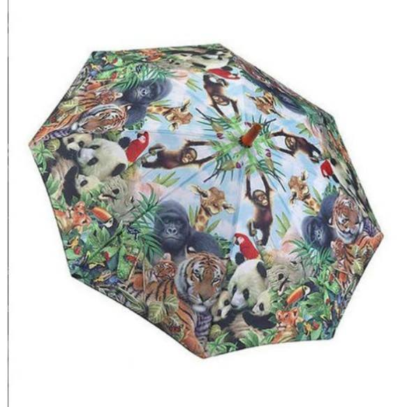 Animal Kingdom Children's Umbrella by Galleria
