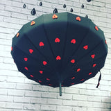Queen Of Hearts Umbrella