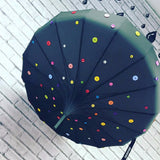 Button Moon Umbrella