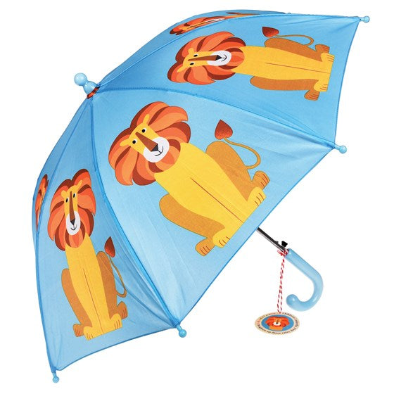 Charlie the Lion Childrens Umbrella