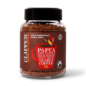 Papua New Guinea Rich Roast Coffee 100g