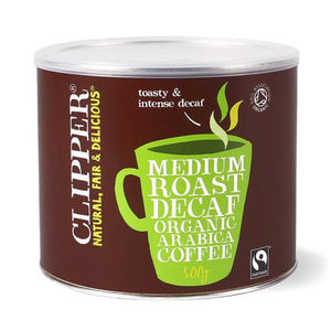Medium Roast Arabica Decaf Coffee 500g