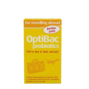 For Travelling Abroad 60 Capsules